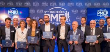Main Forte distinguée lors des Trophées PME Bougeons-Nous