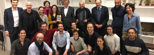 [Impact Sociétal] Phitrust, Investir &+, France Active et plusieurs business angels soutiennent le développement des Alchimistes via un tour de financement de 2,4 millions d'euros.